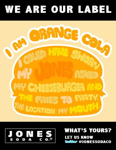 Zooppa: Jones Orange Soda Ad